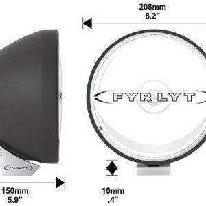 FYRLYT LUXSIS 5000