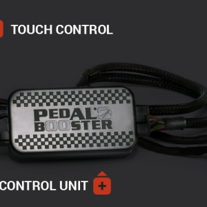 PEDAL BOOSTER, LAND ROVER DEFENDER PUMA 2.2/2.4