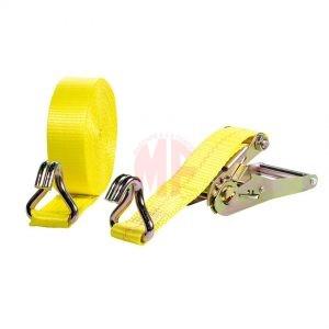 yellow ratchet cargo