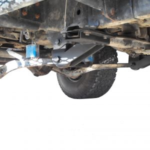 CASTER BRACKET, CROSS MEMBER, TOYOTA LAND CRUISER LJ79 / LCII