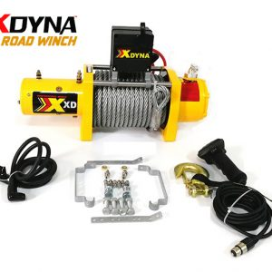 XDYNA ELECTRIC WINCH 13000LBS