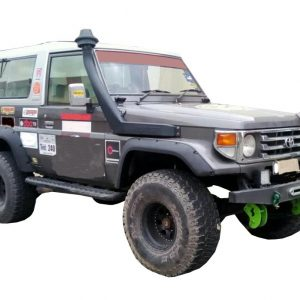 TOYOTA LAND CRUISER BJ73 SERIES, WIDE FRP FENDER FLARES