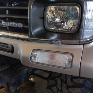 LAND CRUISER LCll & LJ79 CLEAR SIGNAL LIGHT