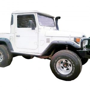 TOYOTA LAND CRUISER FJ40 / BJ40 SERIES, WIDE FRP FENDER FLARES
