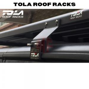 TOLA – 4X4 ROOF RAIN GUTTER MOUNT BRACKET