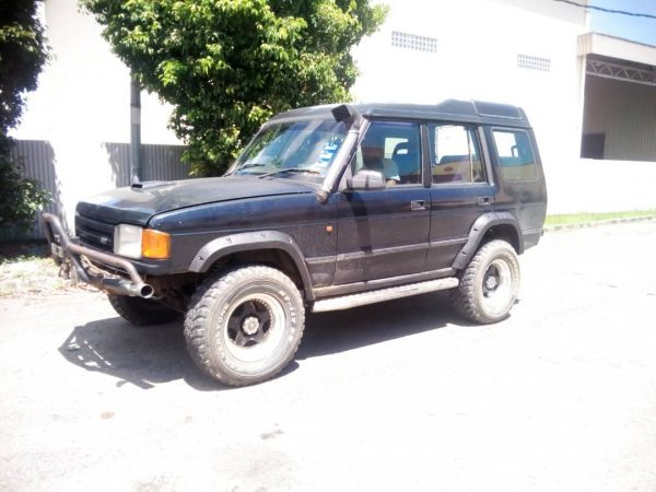LAND ROVER DISCOVERY 1, WIDE FRP FENDER FLARES