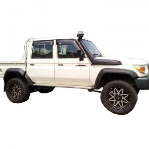 TOYOTA LAND CRUISER HZJ79 / VDJ79 DOUBLE CAB SERIES, WIDE FRP FENDER FLARES
