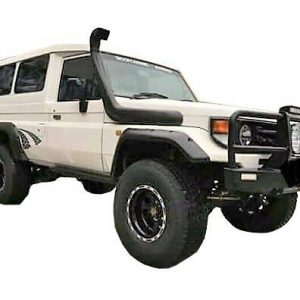 TOYOTA LAND CRUISER LC75/HZJ75 TROOP CARRIER, WIDE FRP FENDER FLARES