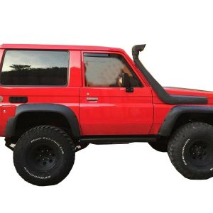 TOYOTA LAND CRUISER BJ70/71 SERIES, WIDE FRP FENDER FLARES
