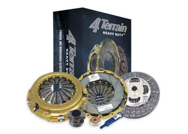 4Terrain 4THD Clutch Kit
