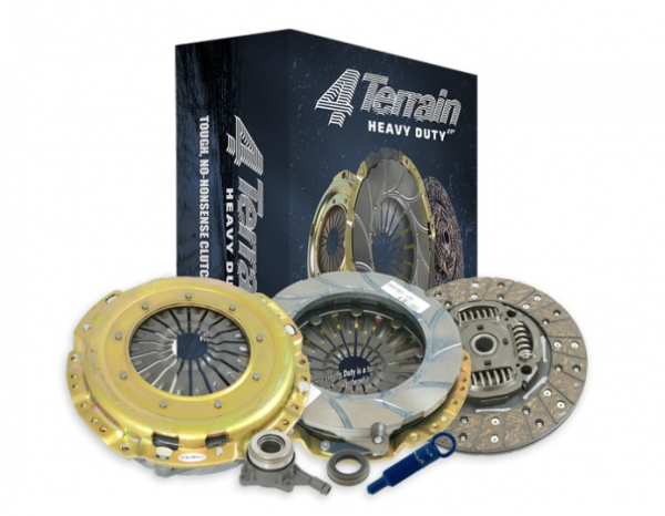 Mantic 4Terrain 4THD Clutch Kit , Ford Ranger PX 6 Speed