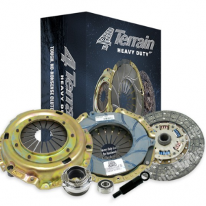 Mantic 4Terrain 4THD Clutch Kit , Land Cruiser 80 Series 4.2 LTR DIESEL, 1HZ