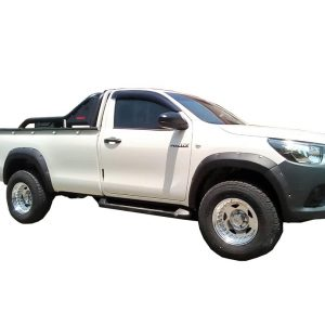 TOYOTA HILUX REVO PICK UP 2 DOOR , WIDE FRP FENDER FLARES