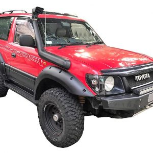 TOYOTA PRADO 90 SERIES / 2 DOOR, WIDE FRP FENDER FLARES