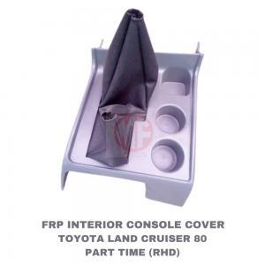 Interior Centre Console ,Land Cruiser 80 series RHD Part Time