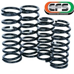 EFS 4X4 COIL SPRING, LAND CRUISER 70 Series/ LCII/ LJ79/ KZJ79, 75mm / 3.0 Inch Height, Rear