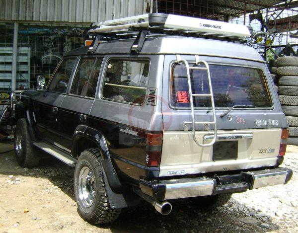 4×4 REAR LADDER, TOYOTA LAND CRUISER BJ60/FJ60 SERIES