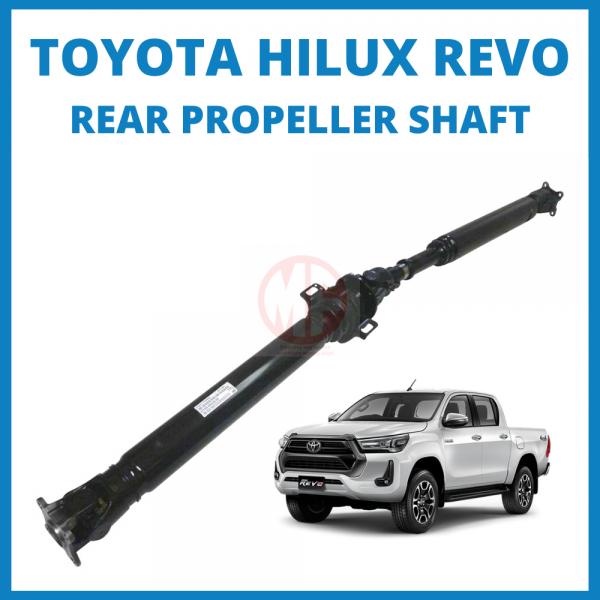 Toyota Hilux Revo Double Cab, Rear Tail Shaft / Long Shaft 37100-0KG80-00