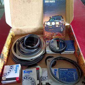 Terrain Tamer Australia, Front Axle Swivel Kit Set, Nissan Patrol Y60 (Front L/R)