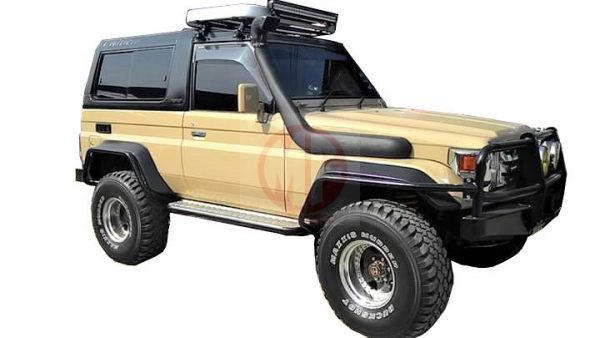 TOYOTA LAND CRUISER BJ73 / BJ74 SERIES, WIDE FRP FENDER FLARES